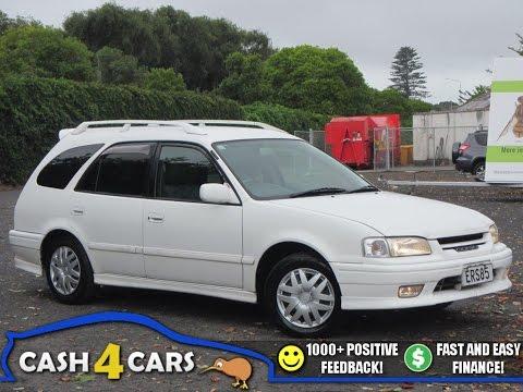 1999 Toyota Sprinter Carib / Corolla! $1 Reserve!! ** $Cash4Cars$Cash4Cars$ ** SOLD **