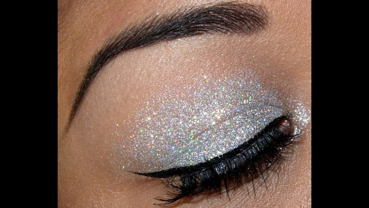 simple glitter makeup ideas wwwpixsharkcom images