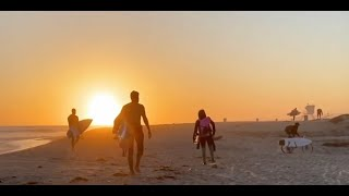 Surfing Road Trip in California - Trestles Beach - Huntington Beach - Dalga Sorfu