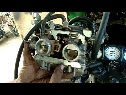 Brebet Seting Ninja 250cc Karburator