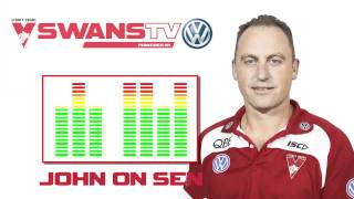 SwansTV: John Longmire on SEN Radio Mar,10 2014