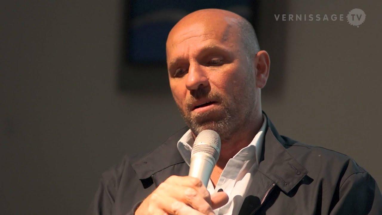 Artist Talk with Peter Doig at Fondation Beyeler