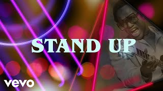Bobby Womack - Stand Up (Official Lyric Video)