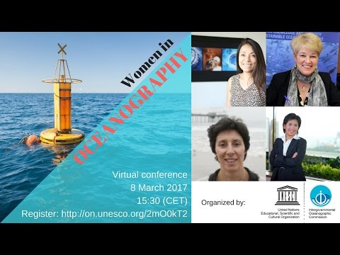 Women in Oceanography Webinar
