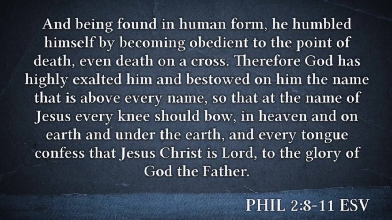 philippians 2 1 11 Browse sermons on philippians 2:1-11 find top church sermons, illustrations, and powerpoints for preaching on philippians 2:1-11.