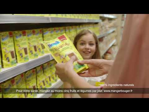 Vidéo NESTLE NESQUIK ALL NATURAL