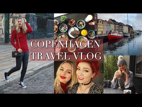 Copenhagen Travel vlog | February 2017