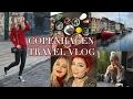 Copenhagen Travel vlog   February 2017