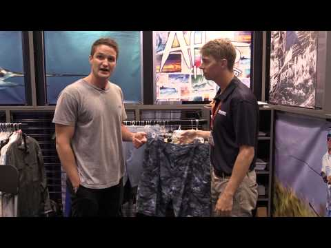 Aftco Stealth Shorts And Tactical Shorts At ICAST 2014