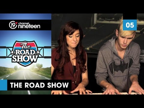 "Christina Grimmie Presents ""The Road Show"" - Episode 5 Idol Chat - Colton Dixon Duet"
