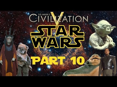 Civilization 5: Star Wars Part 10: General Kenobi