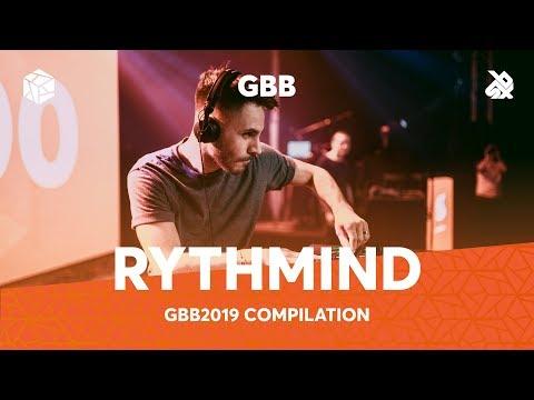 RYTHMIND | Grand Beatbox Battle Loopstation Champion 2019 Compilation