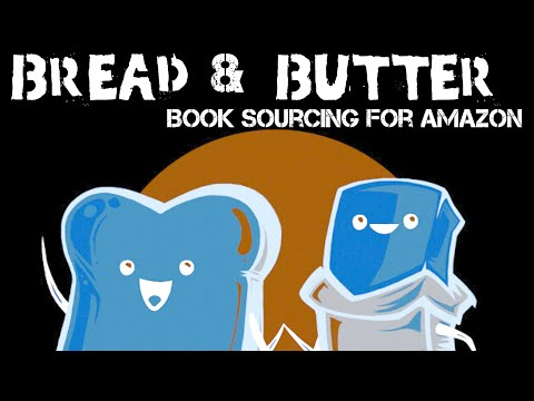 Bread & Butter Book Sourcing For Amazon FBA 2018 - How To Sell Books On Amazon!