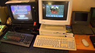 Обзор игрового компьютера начала 2000х годов