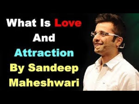 What is the Law of Attraction By Sandeep Maheshwari I Hindi
