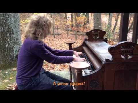 Pump Organ Roll Out
