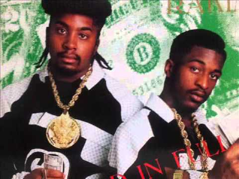"""ERIC B. & RAKIM. """"Paid In Full"""" (seven minutes of madness-the Coldcut remix).1988. vinyl 12""""."""