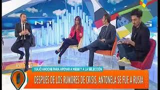 Marcela Tauro tenía razón sobre Antonella Roccuzzo: Los movimientos de la mujer de Lionel Messi