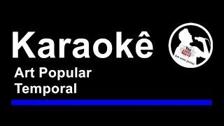 Art Popular Temporal Karaoke