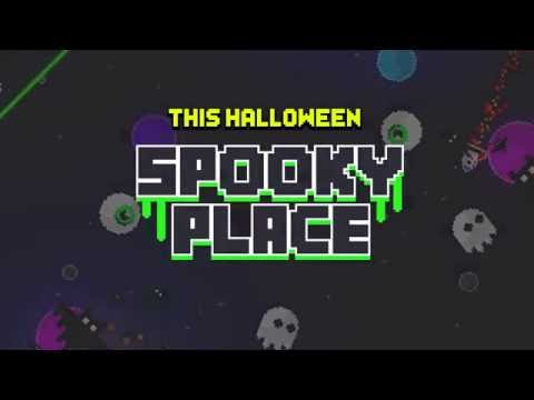 Swoopy Space Halloween Update