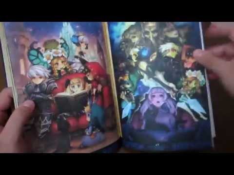 Fantasy Unboxing - Odin Sphere Leifthrasir - StoryBook Edition