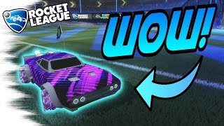 ICE CHARGER w/ 20xx! Rocket League Tips DLC Showcase/REVIEW (Gameplay, Best Car?)
