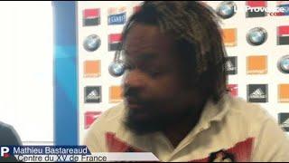 "Rugby - XV de France : ""On est en souffrance"" (Bastareaud)"