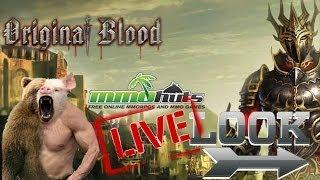 Original Blood - Live Look (ManBearPig Wrecking Squad Unite!)