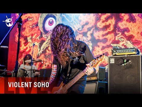 Violent Soho - Covered In Chrome (triple j One Night Stand 2014)