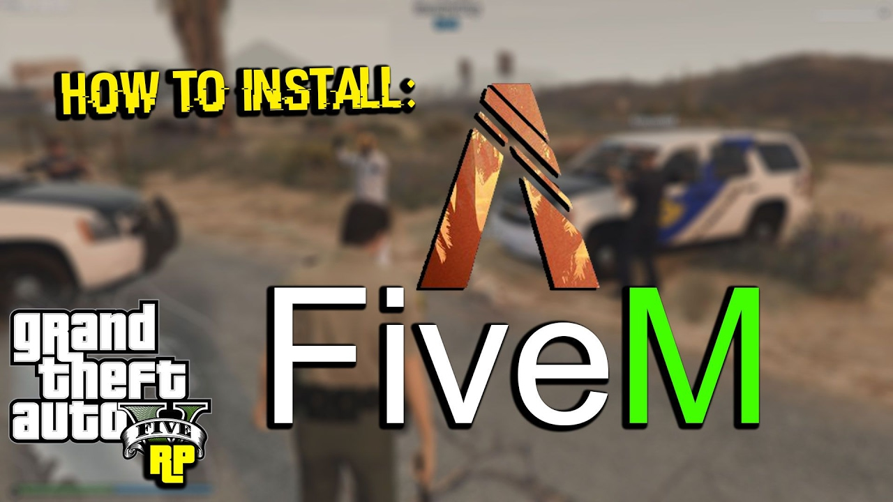 HOW TO INSTALL: FiveM (GTA RP) + Trainer! (Tutorial)  #Smartphone #Android