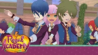 Regal Academy | Ep. 12 - Pumpkins and Dragons (Clip 2)