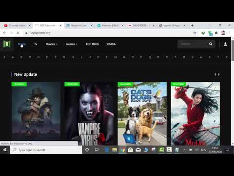 Download World Best 5 Sites To Download (FREE) Movies