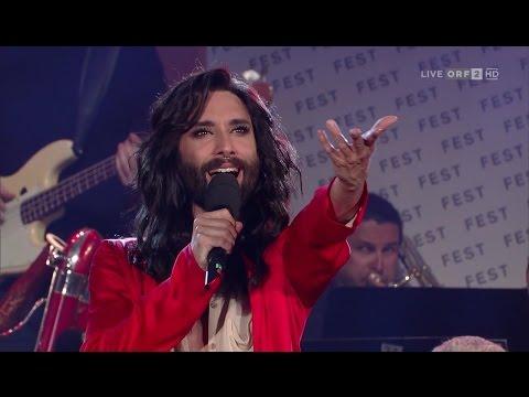 Conchita Wurst - Rise Like a Phoenix, Wiener Festwochen, ORF2, 12.05.2017