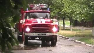 пожежа в Теплодарі