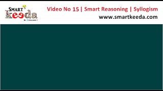 Video No 15 | How to solve syllogism questions in less than 15 secs | Reasoning Short tricks