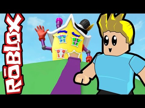 Roblox / Let's Play Super Fun House Obby / Gamer Chad Plays