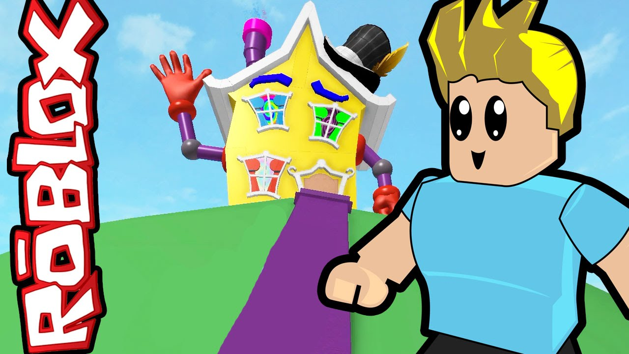 Roblox Let S Play Super Fun House Obby Gamer Chad Plays Youtube