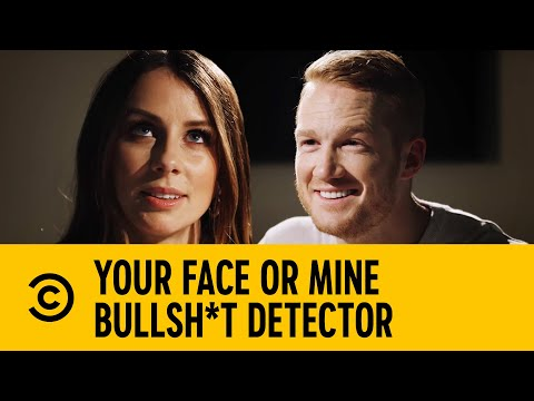 """""""Have You Ever Fancied One Of My Friends?""""   #YourFaceOrMine   Bullsh*it Detector"""