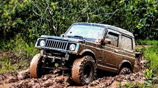 OFFROAD EXTREME JIMNY 4X4 COMPLICATION - 4X4 OFFROAD