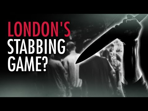 Four stabbed in 5 days in Sadiq's London | Jack Buckby