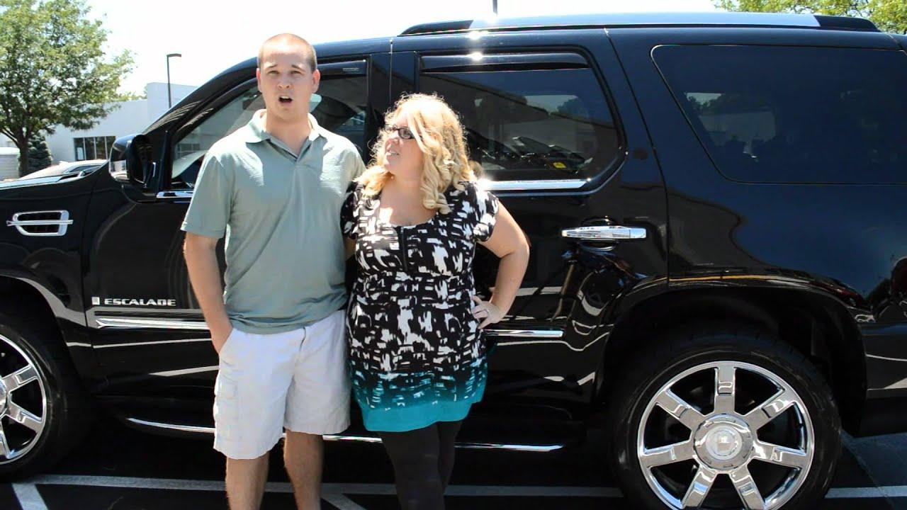 Cadillac Dealer Louisville Ky Customer Review Sam Swope Cadillac