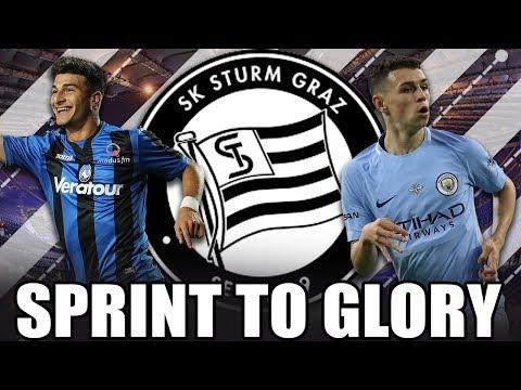CHAMPIONS LEAGUE SIEGER AUS ÖSTERREICH !! 😱🏆 | FIFA 18: STURM GRAZ SPRINT TO GLORY KARRIERE