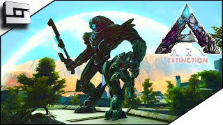 THE MEK SUIT! ARK: Survival Evolved E10 ( Ark Extinction Map )
