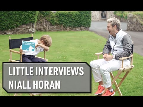 Little Interviews - Niall Horan
