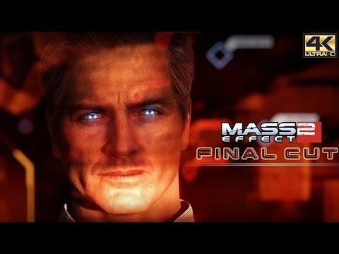Mass Effect 2 Movie | PC - Final Cut - Recorded in 4k HD - 2016 updated - All Cutscenes