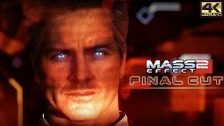 Mass Effect 2 Movie | PC - Final Cut - Recorded in 4k HD - 2016 updated - All Cutscenes