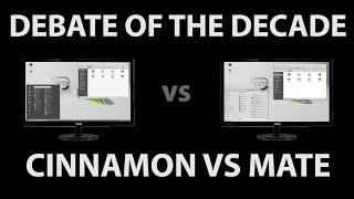 Linux Mint Cinnamon vs MATE - Comparison [2016]