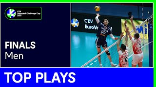 Top 5 Plays Finals - #CEVChallengeCupM