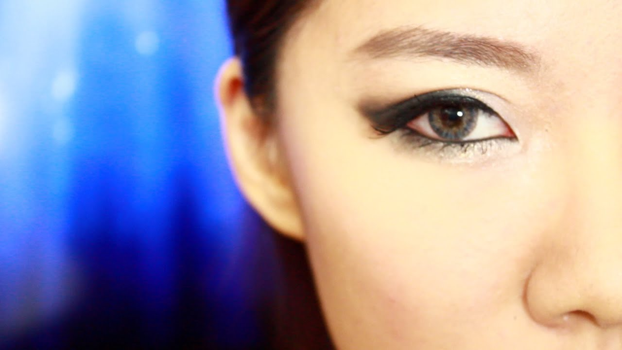 Victoria Secret Makeup For Asians Adriana Lima Inspired Youtube