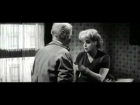 Shelley Winters Wins Oscar 4 Playing A Hooker - A Patch Of Blue (1966)